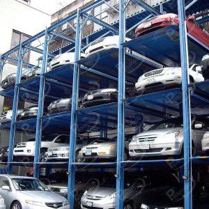 estacionamiento automatico 6 300x300 - Sistemas de parqueo